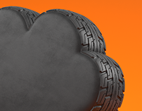 3D Tyre Icons