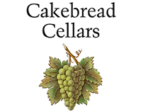Cakebread Cellars Label Illustrated by Steven Noble