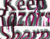 Keep Razors Sharp
