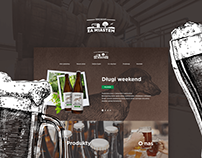 Browar za miastem | Brewing Company Concept
