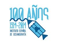 Propuesta de logo. Centenario IEO