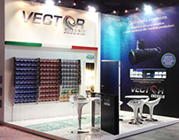Vector Energia – Stand Fiera MACEF 2012