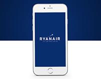 Ryanair Mobile Concept