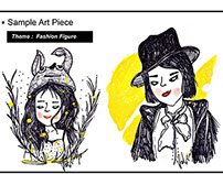::: COCO CHANEL |   CONCPET & IDEA SKETCH   :::