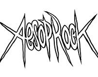 Aesop Rock Logo