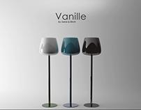 Vanille Lamp