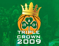 PAO B.C. - Triple Crown 2009 artworks