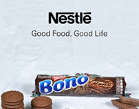 Anúncio de revista - Nestlé