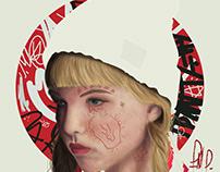 Red - Digital Painting