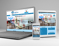 Consulting Integral Profesional (CIP) webpage