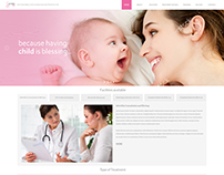IVF Center Website