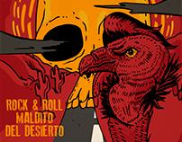 Rock & roll maldito del desierto - Viva las vegas!!!