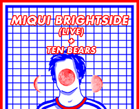Miqui Brightside + Ten Bears