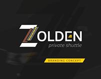 ZOLDEN - Branding Concept