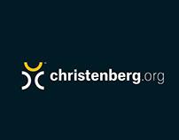 Christenberg.org Logo Design.