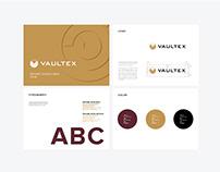 Vaultex Branding and Graphic Design Project