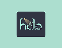 Halo - ville du futur - Motion Design
