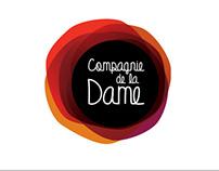 Cie de la Dame brand identity