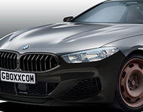 2019 BMW 8 Series Budget Edition