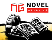 Novel Graphics Site Design