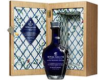 Nabil Nezzar - Royal Salute Bottle & Box