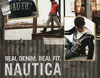 Nautica Jeans Look Book Fall/Holiday 2009