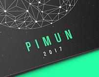 PIMUN 2017 | Branding