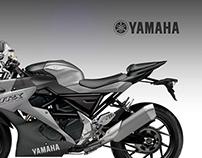 YAMAHA TRX 900 STS/STC