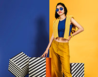 Stripe Club_Studio Photography