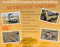 Continental Adventure Tours (CATS) Africa