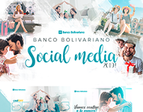 SOCIAL MEDIA - BANCO BOLIVARIANO 2019
