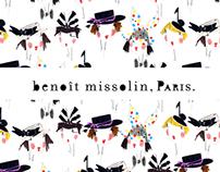 Benoît Missolin Lookbook Spring Summer 16