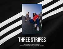 THREE STRIPES