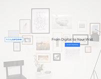 KolayÇerçeve Digital Framing Shop