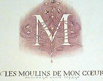Les moulins de mon coeur / M.Legrand