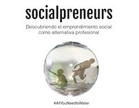 CAMPAÑA PUBLICITARIA y COMUNICACIÓN. Socialpreneurs