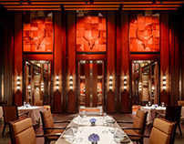 InterContinental Hotel Guangzhou - LTW Designworks