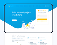 balena - build your IoT project