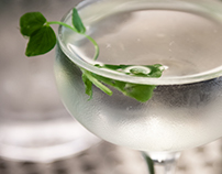 Greenmarket Cocktails Photoshoot