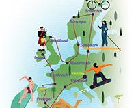 Fitness For Fun magazine Europe