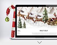 Christmas Website 2017