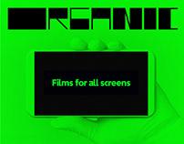 Organic Film: Brand Design