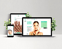 The Source Medi Spa Website