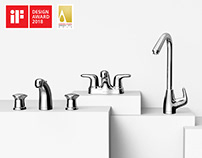 Aluvia faucet collection