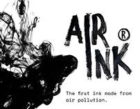 Rebranding AIR INK