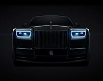 Rolls Royce Phantom - 2017