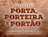 Porta, Porteira e Portão