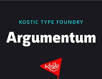 Argumentum Type Family