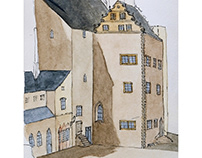 Drawings in Altenburg