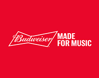 Budweiser Made For Music 2017
